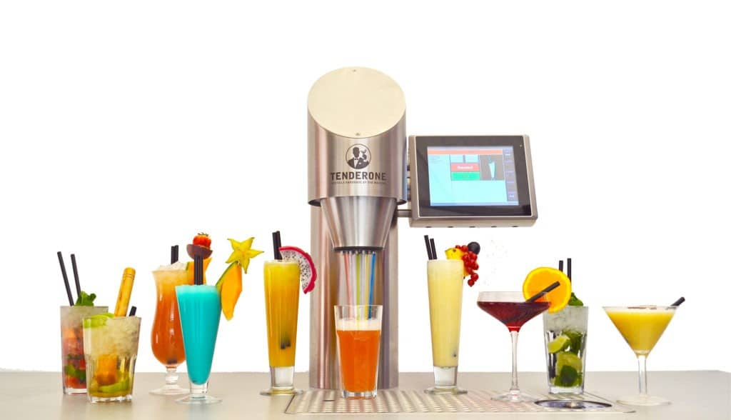 Retour maximum de vos ventes de cocktails