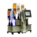 The TenderOne BottleTender is designed to support and relieve your bartenders