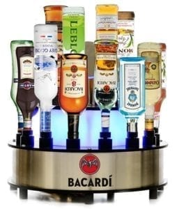 TenderOne cocktail machine bottletender cocktail mixer bacardi