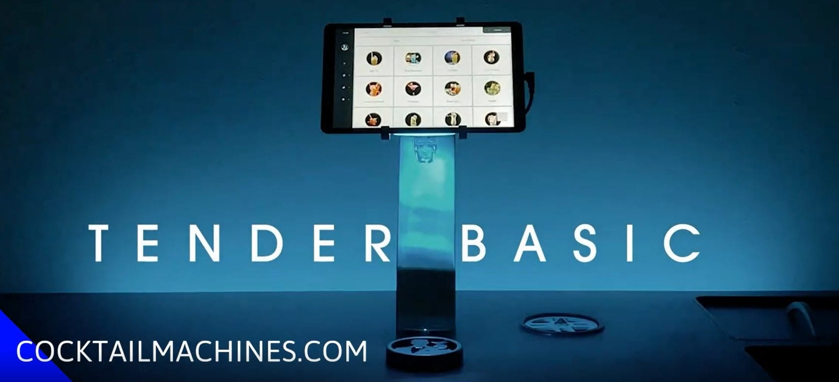 Ternderone Basis Cocktailmachine